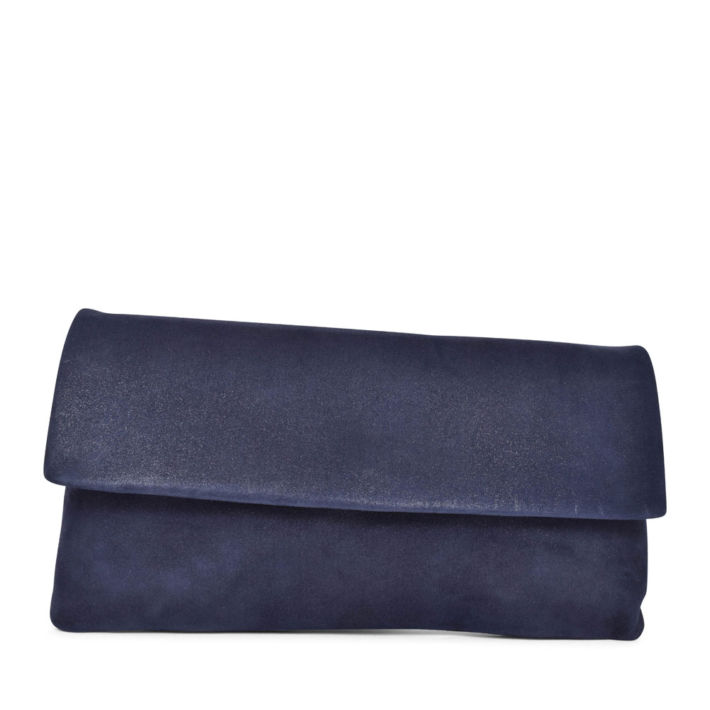 POLLY CLUTCH BAG FOR LADIES 3047 in NAVY