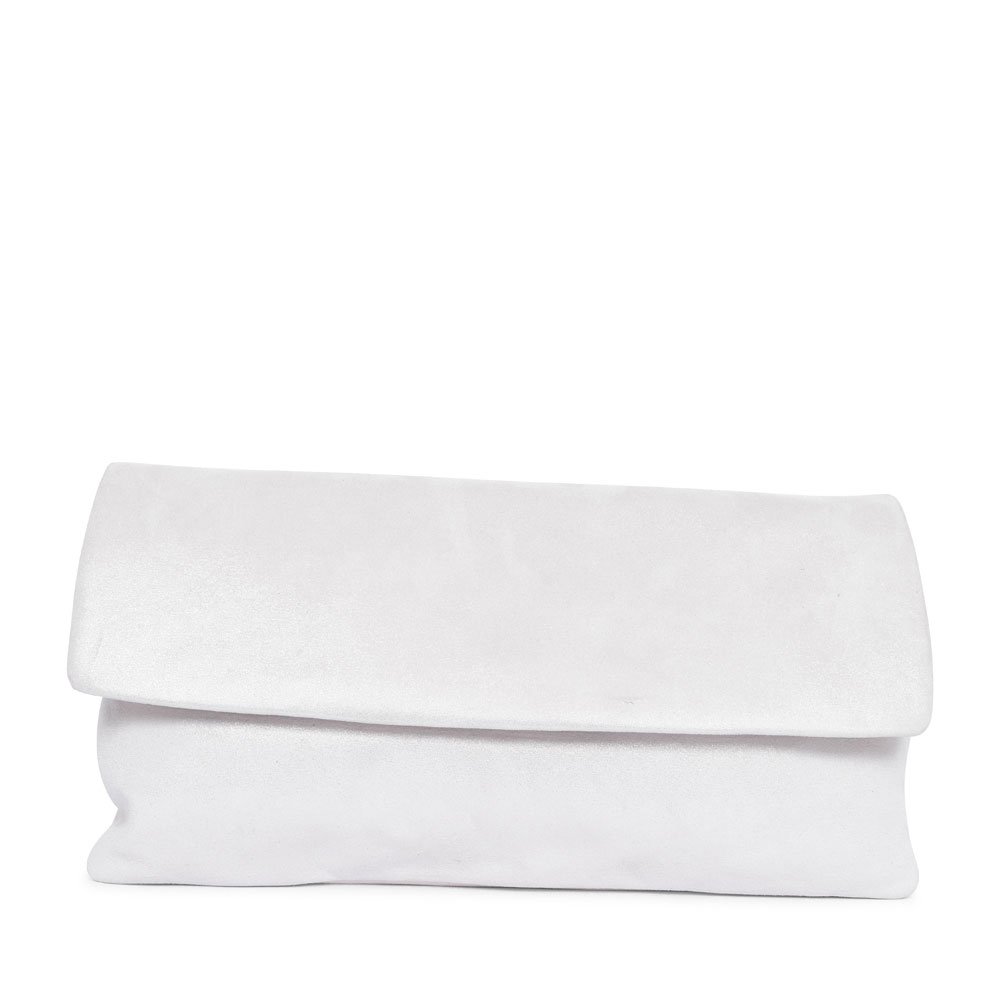 POLLY CLUTCH BAG FOR LADIES 3047 in SILVER