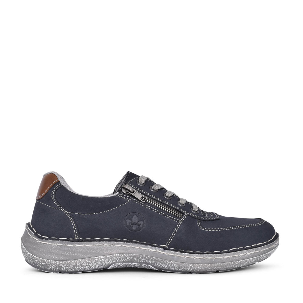 MENS 3030 LACE UP SHOE in NAVY