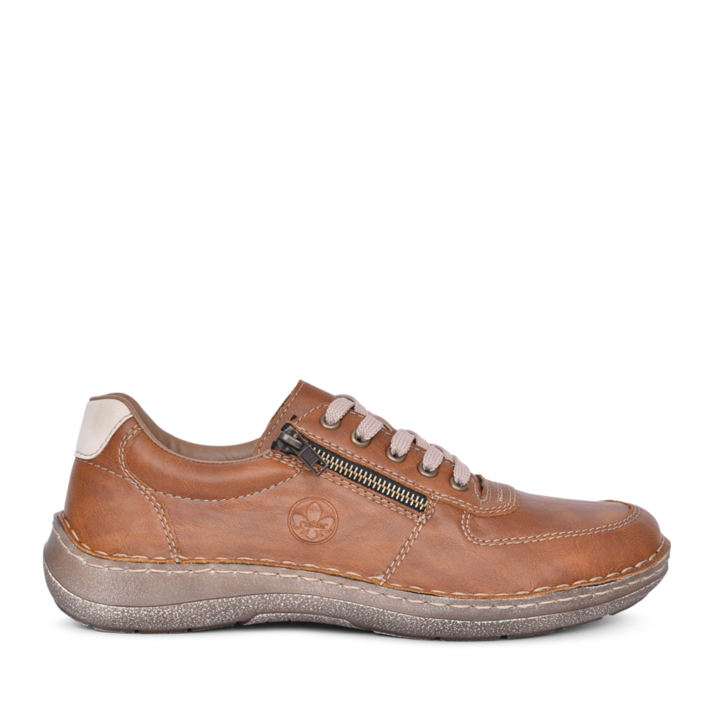 MENS 3030 LACE UP SHOE in TAN