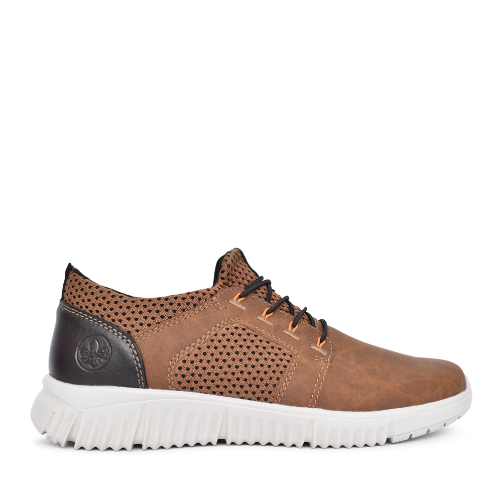 MENS B7588 SLIP ON SHOE in TAN
