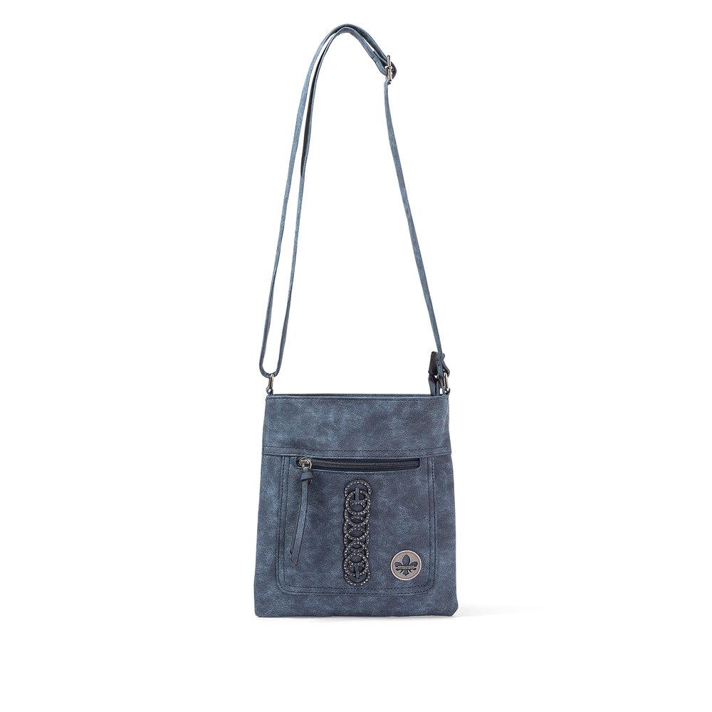 LADIES H1020 CROSSBODY BAG in BLUE
