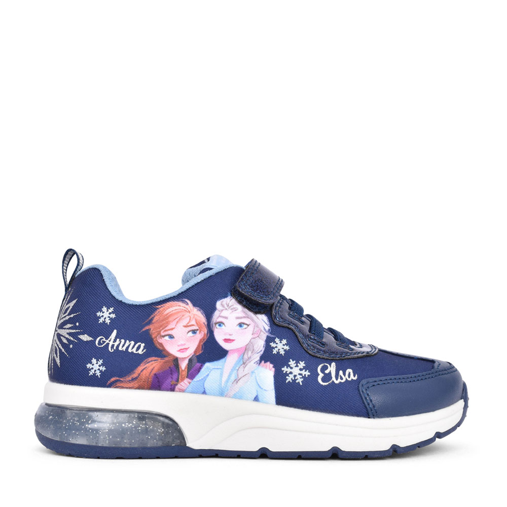 GIRLS J158VB SPACECLUB TRAINER in NAVY