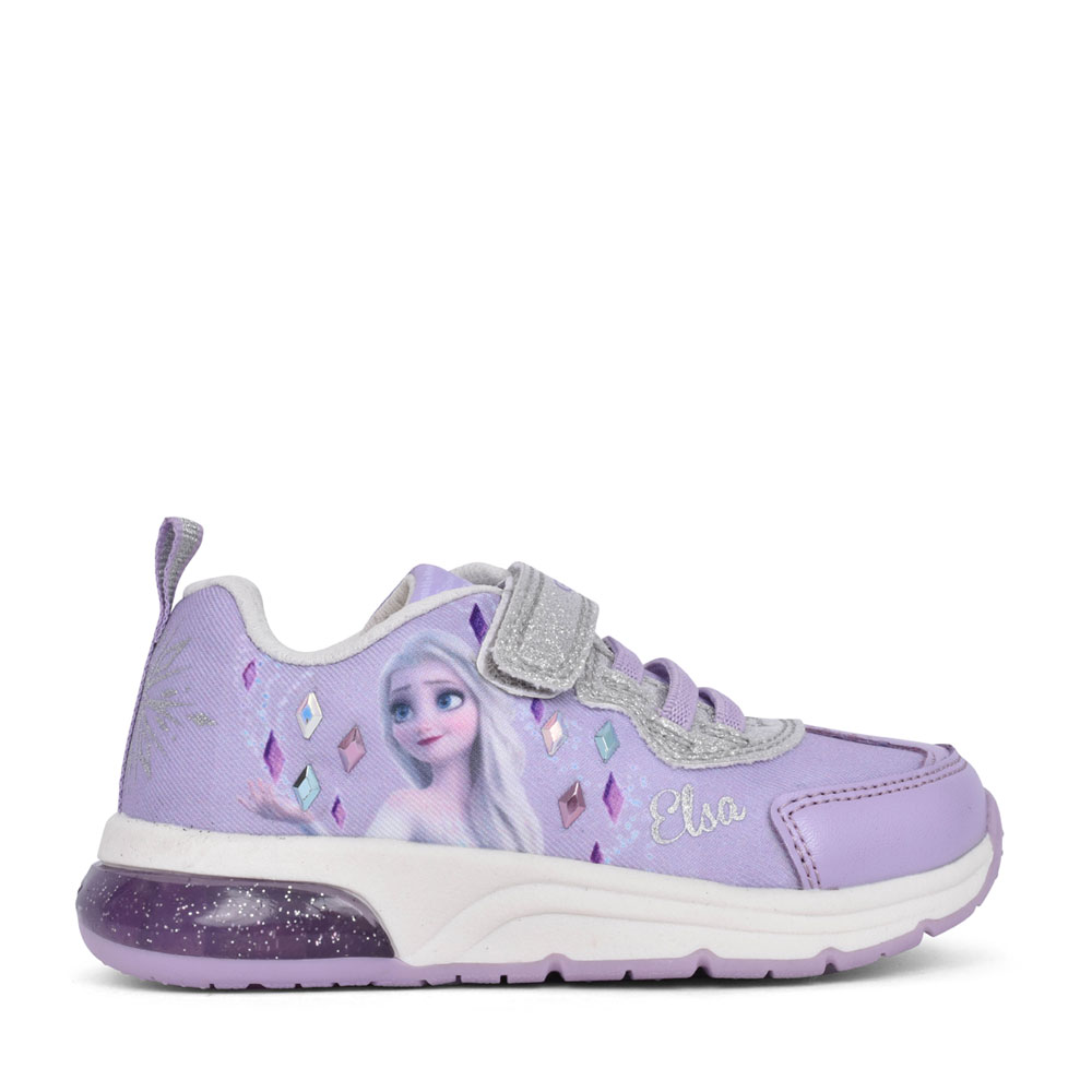 GIRLS J158VB SPACECLUB TRAINER in LILAC