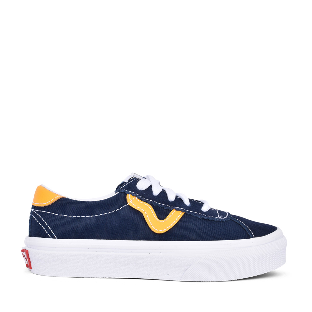 BOYS VANS SPORT CLASSIC LACE UP SHOE in NAVY