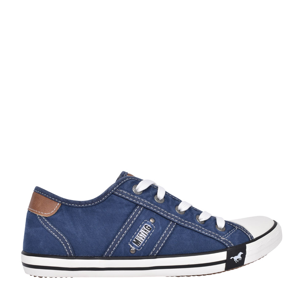 LADIES 1099302 LACE UP SHOE in NAVY