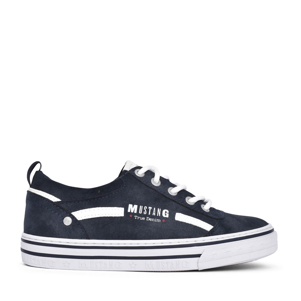 LADIES 1354314 LACE UP SHOE in NAVY