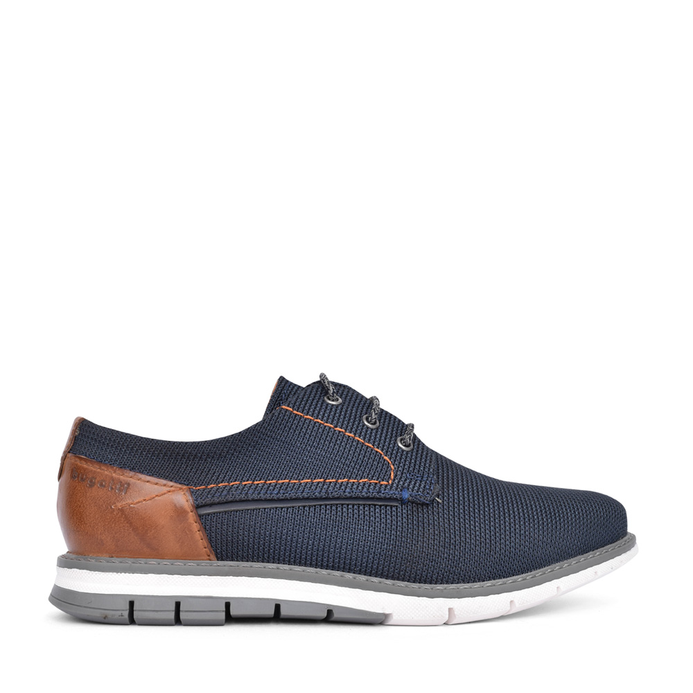 MENS 91602 LACED SHOE in NAVY