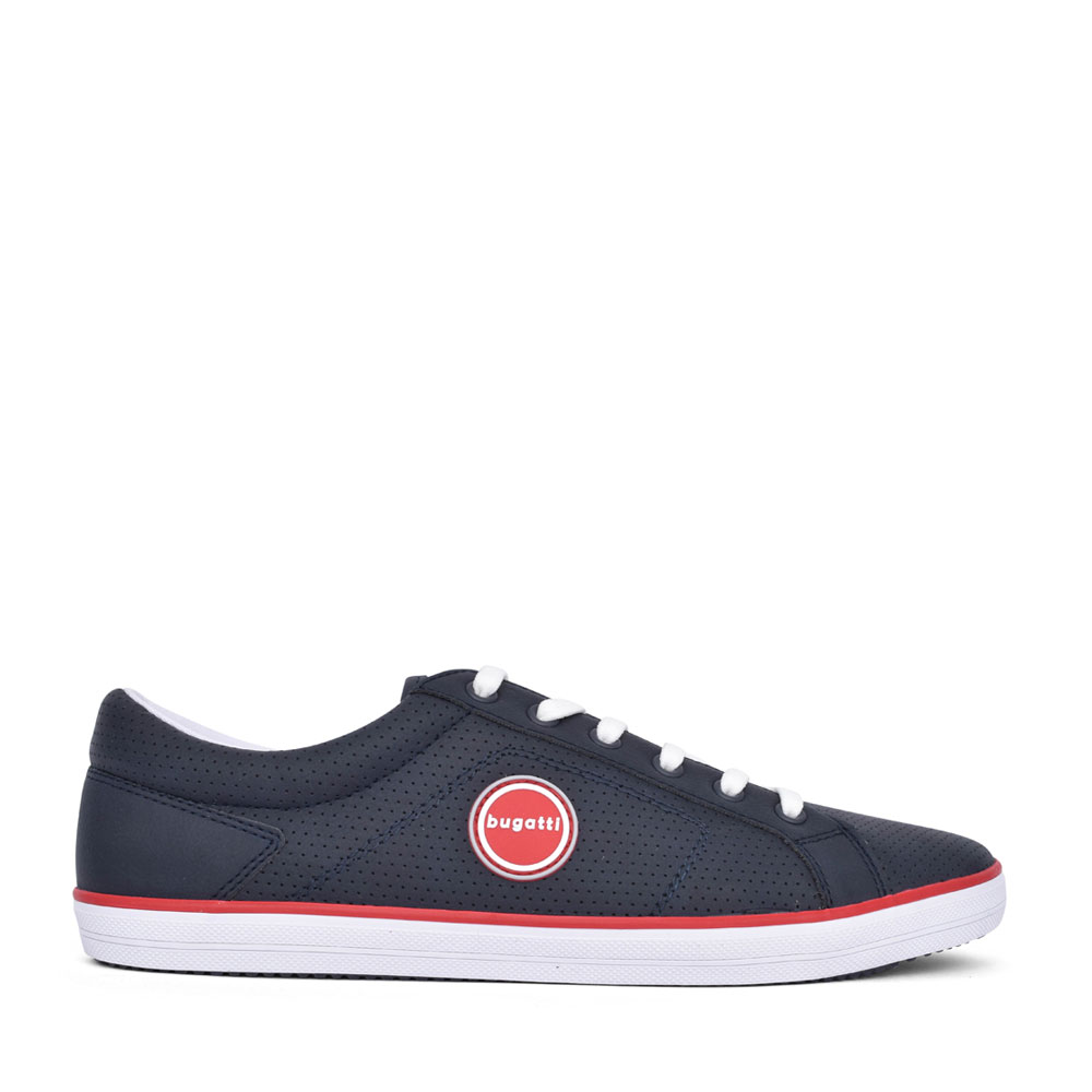 MENS 50211 LACE UP SHOE in NAVY