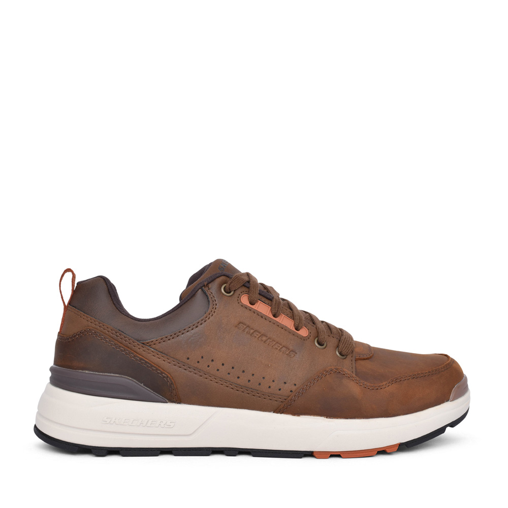 MEN'S 210262 ROZIER LACE UP TRAINER in TAN