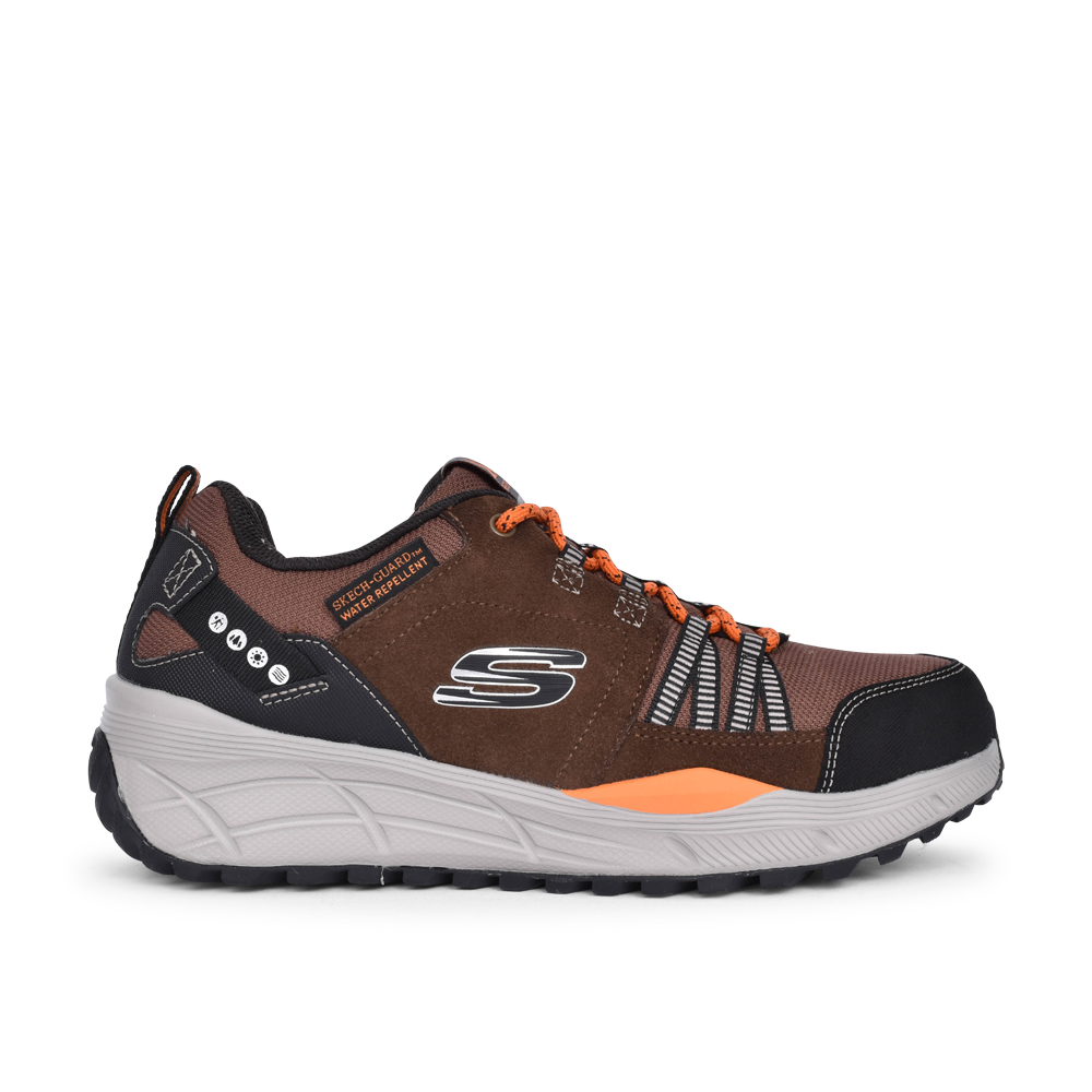 MENS 237023 EQUALIZER 4.0 TRAIL WALKING SHOE in BROWN