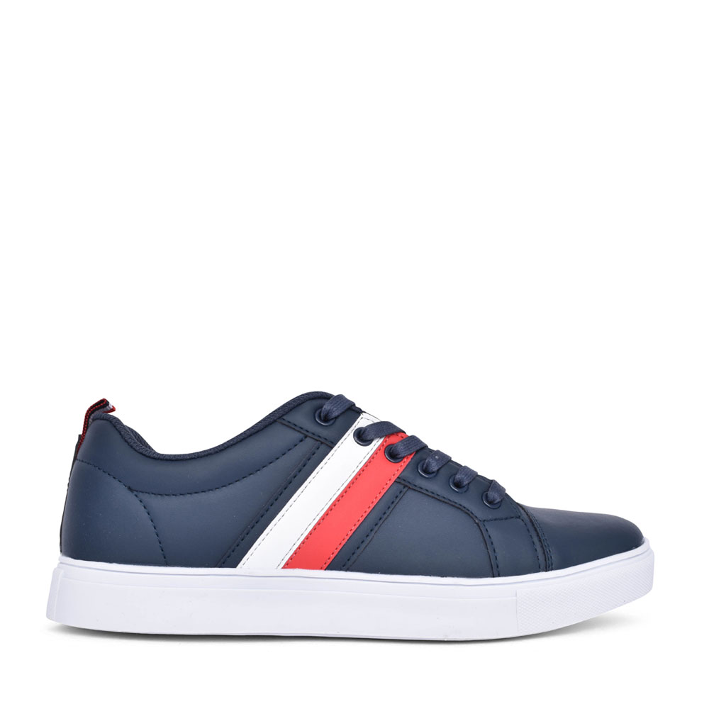 MENS TEXAS LACE UP SHOE in NAVY