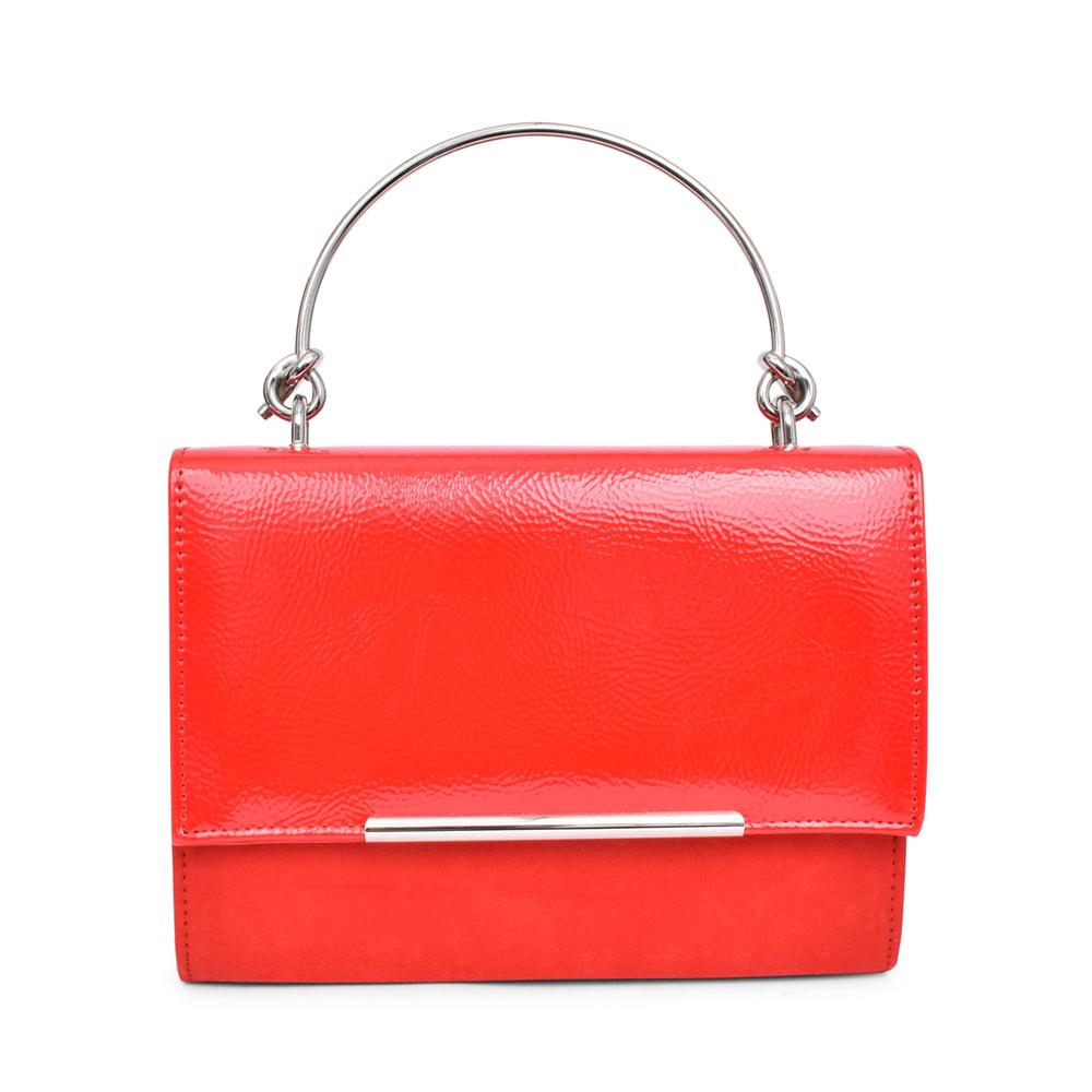 LADIES PASADENA CLUTCH BAG in RED