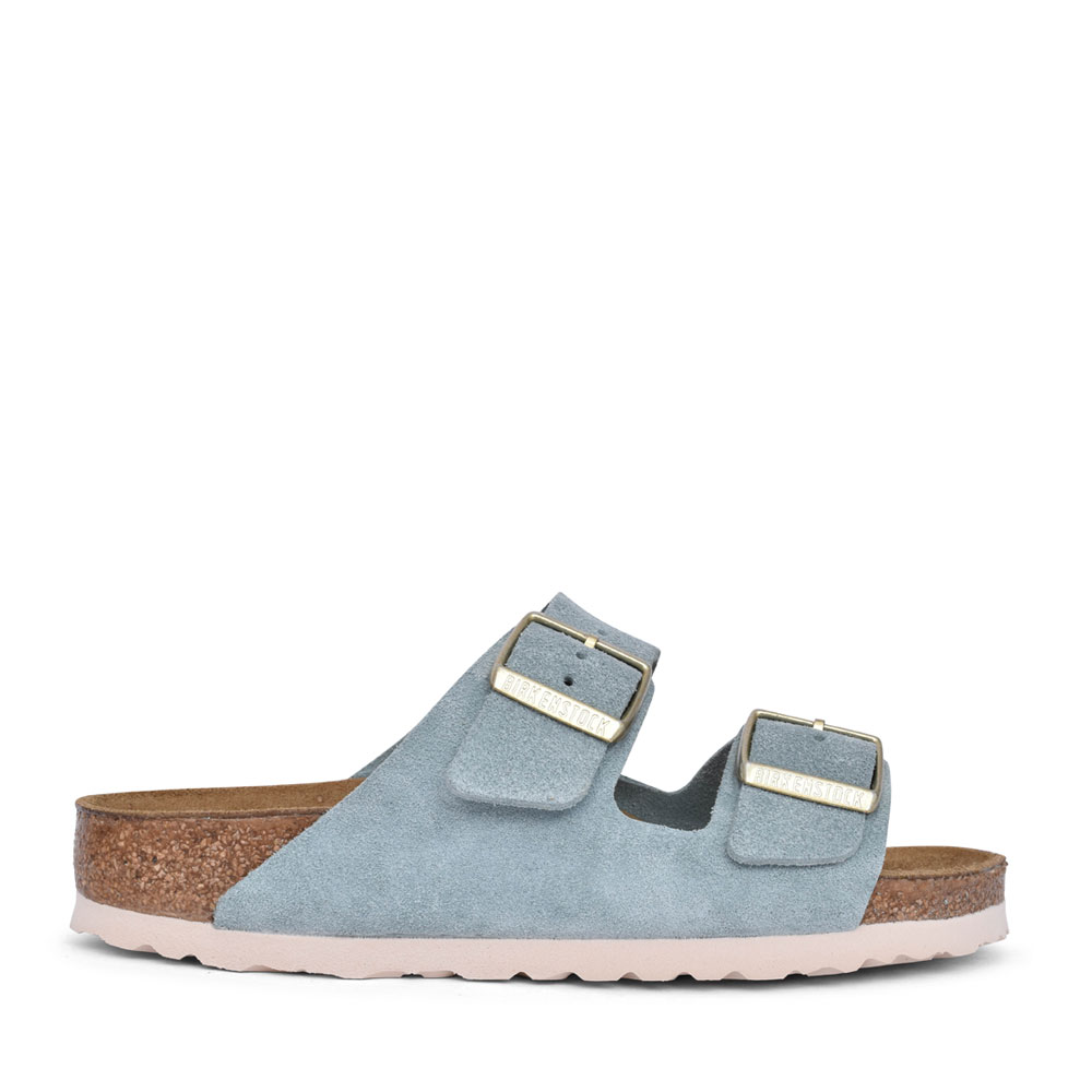 LADIES 1016393 ARIZONA SUEDE MULE in BLUE