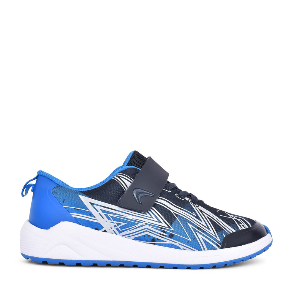BOYS AEON PACE NAVY COMBI TRAINER in KIDS F FIT