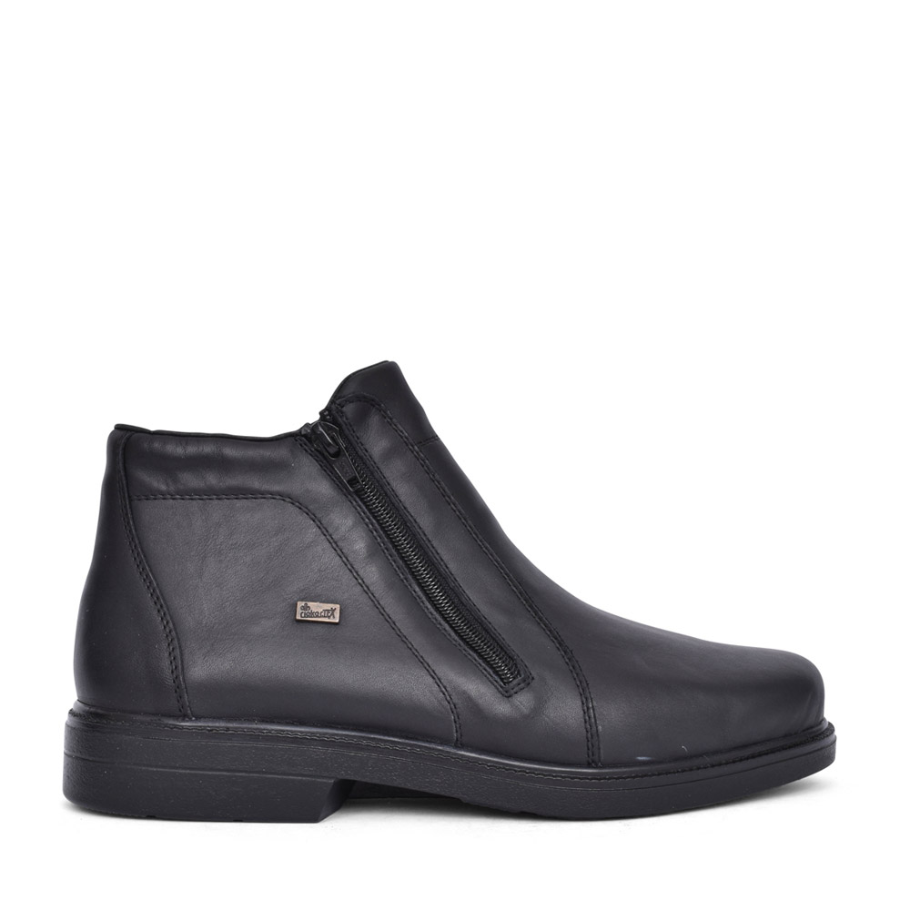 MENS 37460 TEX ANKLE BOOT in BLACK
