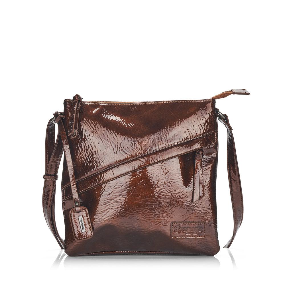LADIES Q0702 CROSSBODY BAG in BROWN