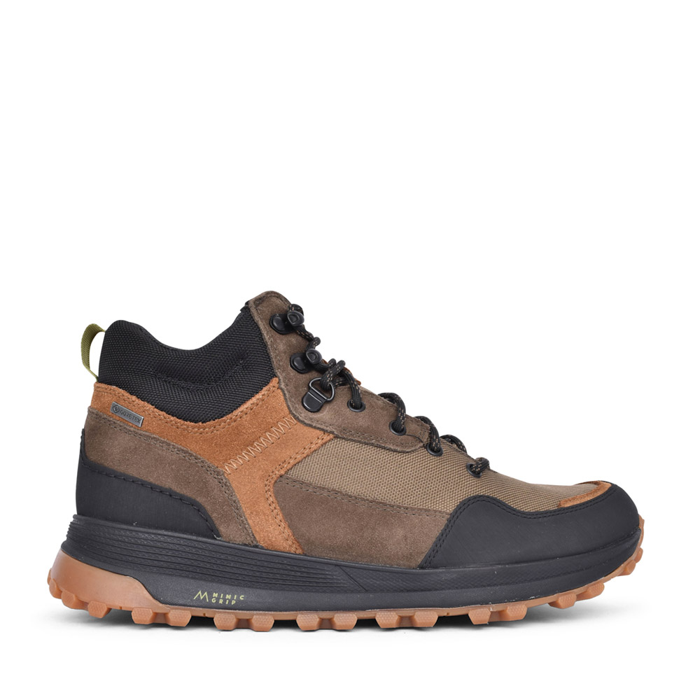 MENS ATL TREKHIGT COMBI G FIT LACED BOOT in OLIVE