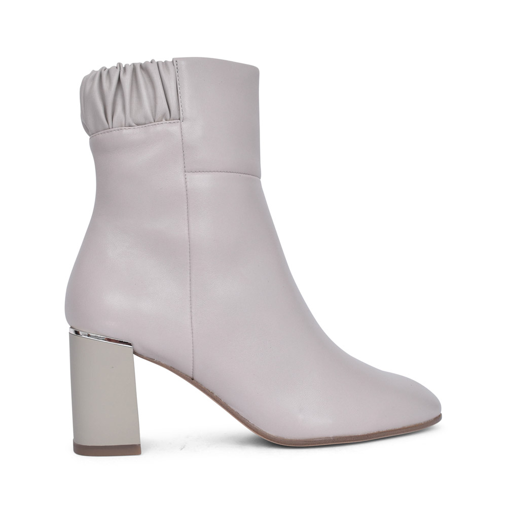 LADIES 1-25340 ANKLE BOOT in GREY