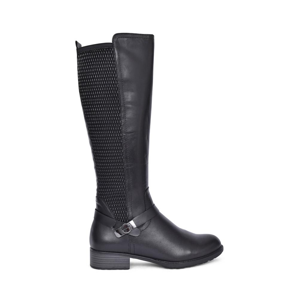 LADIES 1-25511 LONG LEG BOOT in BLACK