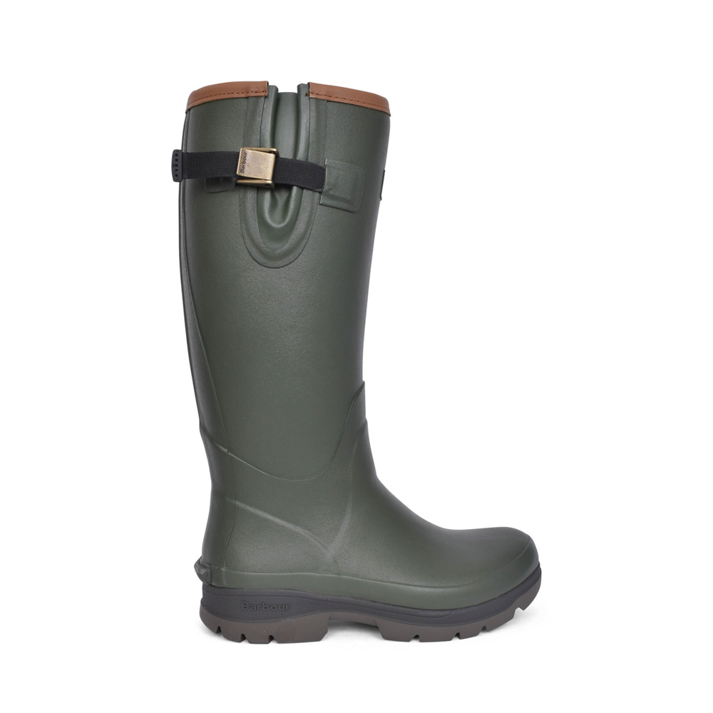 MENS TEMPEST WELLY BOOT in OLIVE