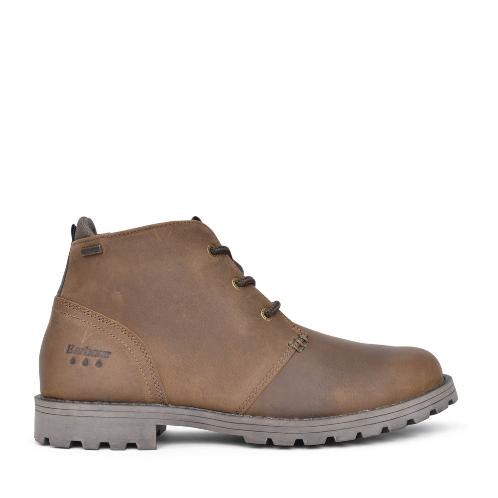 MENS PENNINE LACED BOOT in TAN