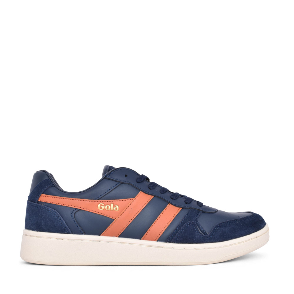 MENS REBOUND CMB262 LACED TRAINER in NAVY