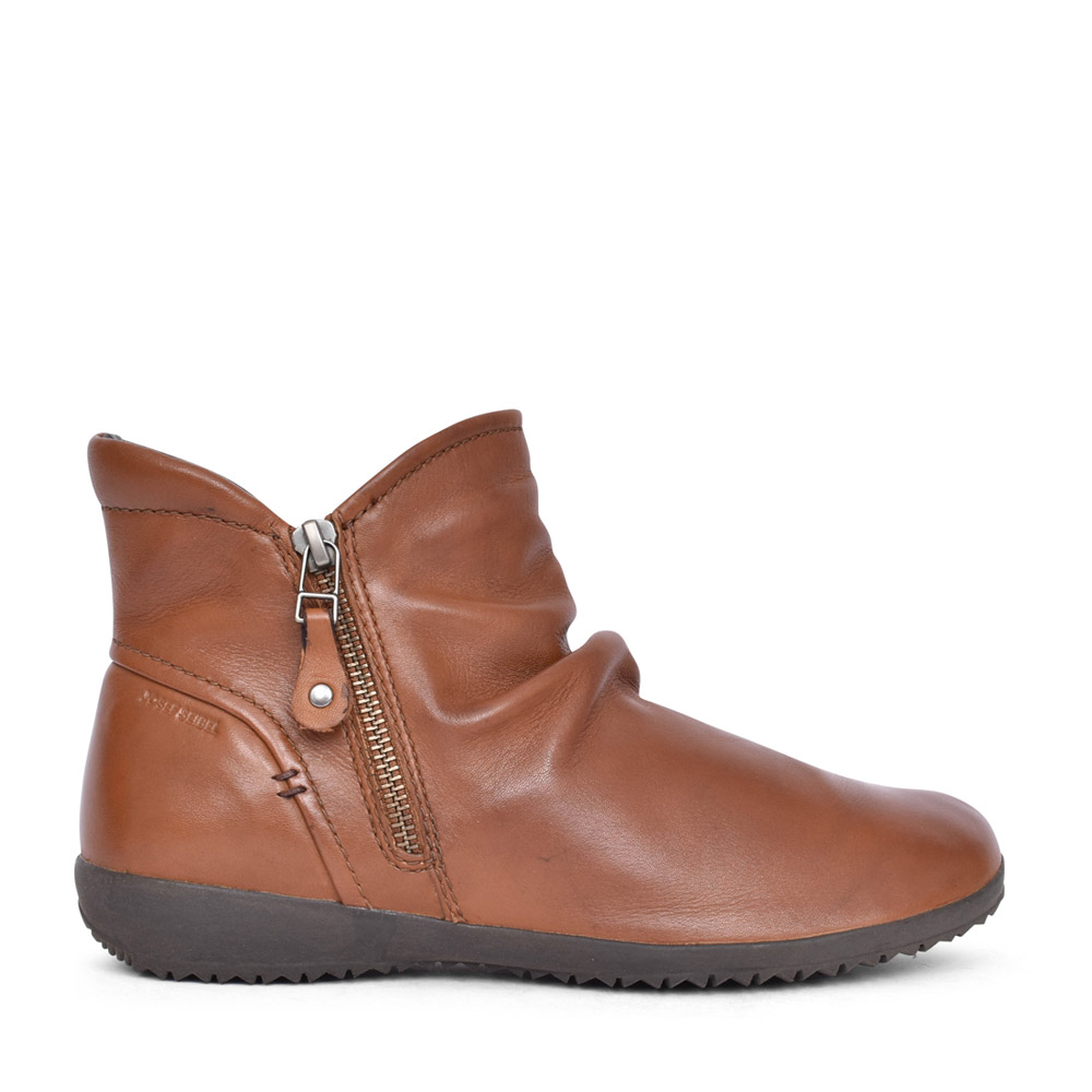 LADIES 79741 NALY 41 ANKLE BOOT in TAN