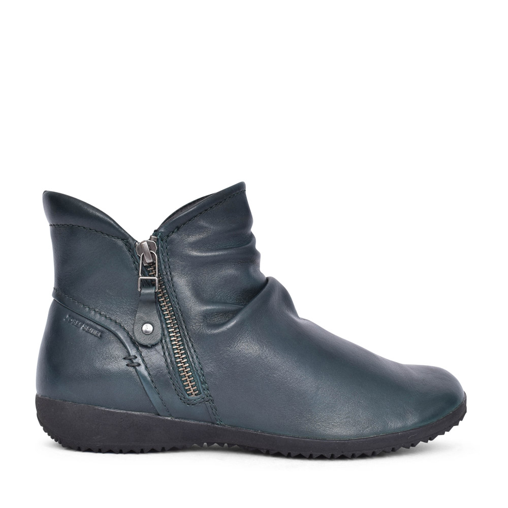 LADIES 79741 NALY 41 ANKLE BOOT in PETROL