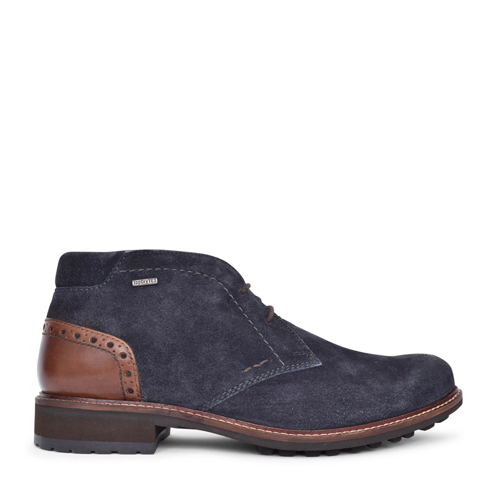 MENS 24751 JASPER 51 LACED BOOT in NAVY