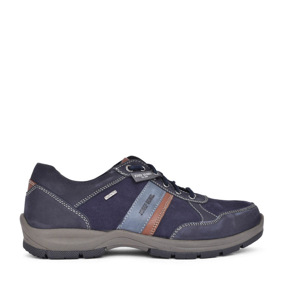 MENS 14951 LENNY 51 LACED SHOE in BLUE