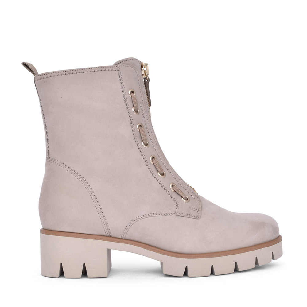 LADIES BANTER 71.716 SLIP ON BOOT in TAUPE
