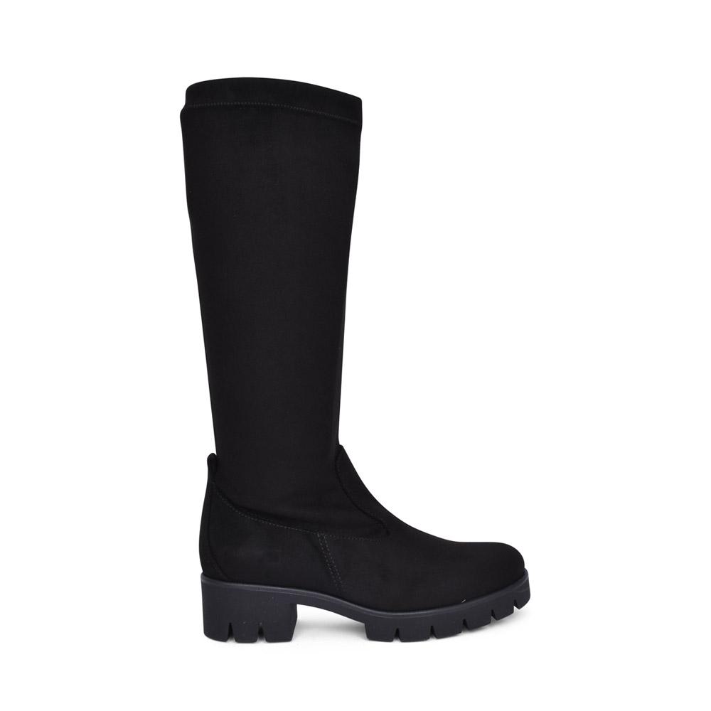LADIES BAKU LONG LEG BOOT in BLACK