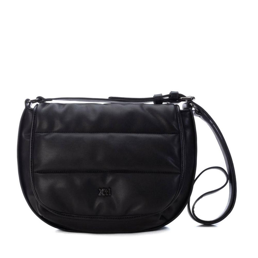 LADIES 86537 CROSSBODY BAG in BLACK