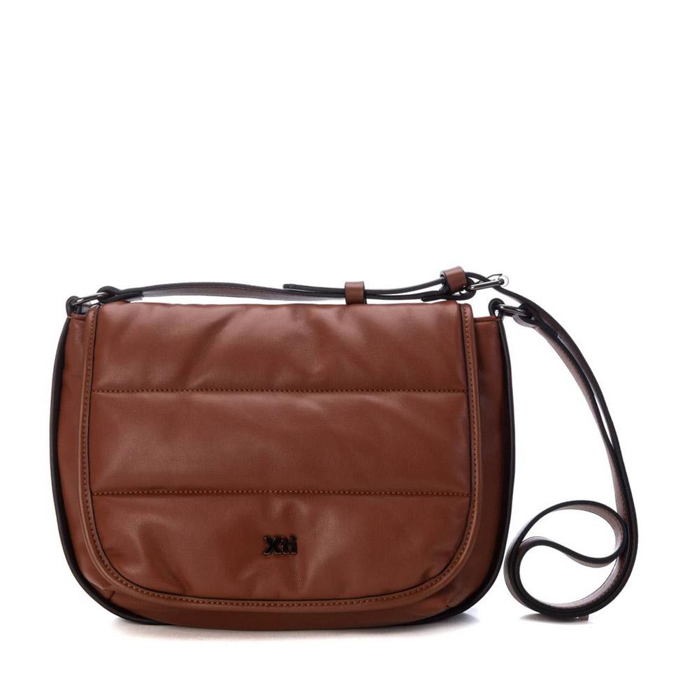 LADIES 86537 CROSSBODY BAG in TAN