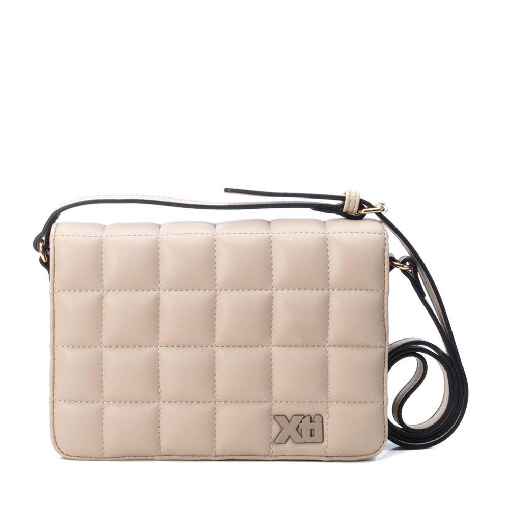 LADIES 86594 CROSSBODY BAG in BEIGE