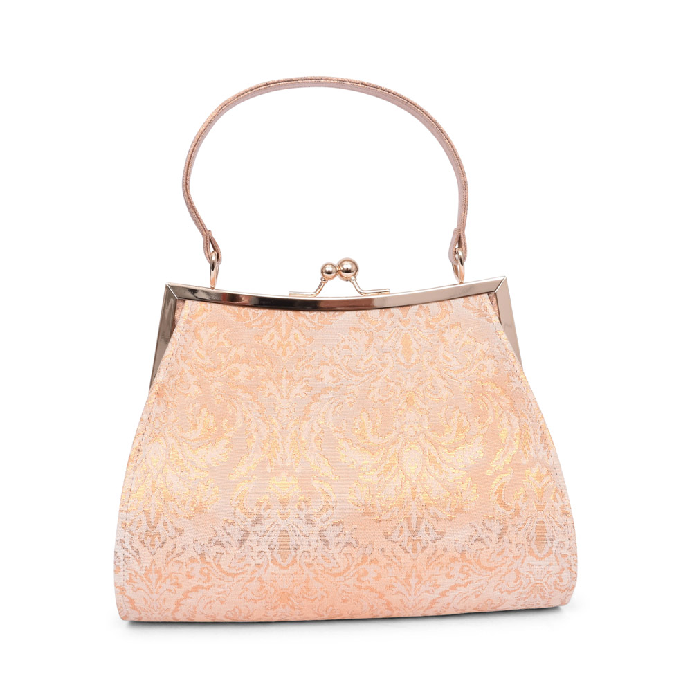LADIES TOULOUSE SMALL HANDBAG in ROSE