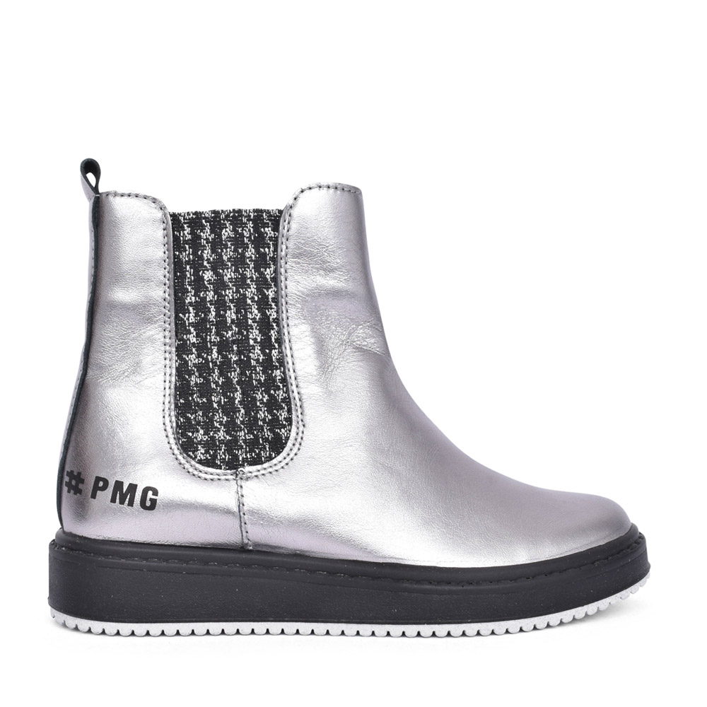 GIRLS 8378233 ANKLE BOOT in SILVER
